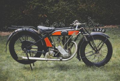 Terrot 350 HSS 1928
