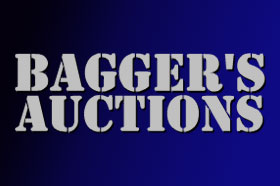 Bid: Bagger's Auctions July Collectors Auction Ends July 18, 2019