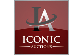 Iconic Auctions February 23, 2019 Autographs & Memorabilia Auction In Progress