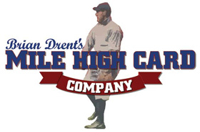 Mile High Card Company Extra Innings Auction Closes Wednesday, May 1, 2019
