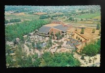 1970s Aerial View Grand Ole Opry House Nashville Tn