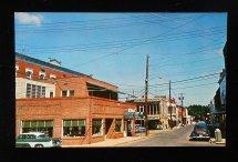 1950s Main Street North Atlantic Hotel