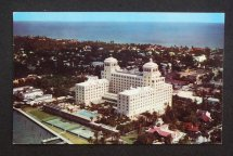 1960s Aerial View Of Palm Beach Biltmore Fl