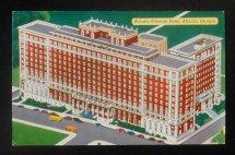 1950s Aerial View Atlanta Biltmore Hotel Ga