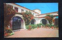 1965 Santa Barbara Biltmore Hotel Ca