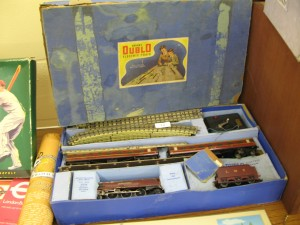 Dublo Electric Train Set LMS