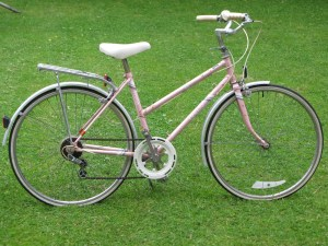 Raleigh Prima retro Girls Bike
