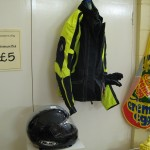 Motorcycle Jacket and Gloves