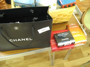 Lot 302 - Bag of Quality Cosmetics including Chanel