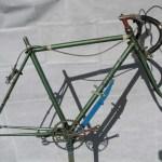A S Gillott frame drive side