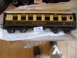 Lot 276 - Pullman Loraine Carriage model railway - Sold for £40