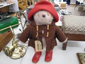 Lot 178 - Paddington Bear - Sold for £45
