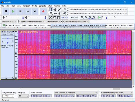 تحميل برنامج تسجيل الصوت للكمبيوتر