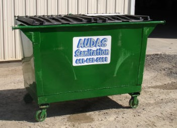Sanitation Dumpsters And Roll Off Containers Audas Sanitation