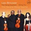 LEO BROUWER: The String Quartets; String Trio – The Havana String Quartet – Zoho Classix