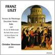 LISZT: Annees de Pelerinage: Italy – Christine Stevenson, p. – RFZ
