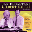 Jan DeGaetani and Gilbert Kalish In Concert = BEETHOVEN; POULENC; KENNETH FRAZELLE; DEBUSSY; STRAUSS:; GERSHWIN; STANLEY WALDEN; HAYDN – Bridge Records