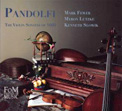 PANDOLFI MEALLI: Violin Sonatas of 1660 – Mark Fewer, v./ Myron Lutzke, c./ Kenneth Slowik, harpsichord – Friends of Music