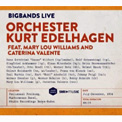 """Big Bands Live"" – Orchester Kurt Edelhagen featuring Mary Lou Williams & Caterina Valente – Jazz Haus"