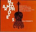 """Metamorphoses"" = Works of GUBAIDULINA, YANOV-YANOVSKY, ALI-ZADEH & KNAIFEL – Celli Monighetti – Louth Cont. Music"