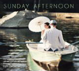 """Sunday Afternoon"" = Works for Sax and Piano by POULENC, SINGELEE, GLAVOUNOV, DEBUSSY RAVEL, BRUCH – Christopher Creviston, sop. and alto saxophones/Hannah Creviston, piano – Creviston"
