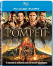 Pompeii, Blu-ray 3D (2014)