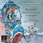 RESPIGHI: Belkis, Queen of Sheba Suite; The Pines of Rome [TrackList follows] – Minnesota Orch./ Oue – Reference Recordings Mastercuts vinyl