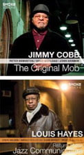 Jimmy Cobb – The Original Mob – Smoke Sessions RecordsLouis Hayes – Return of the Jazz Communicators – Smoke Sessions Records
