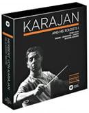 Karajan and His Soloists I = Works of Schumann, Mozart, Beethoven, Franck, Brahms, Leimer – Warner Classics set (8 CDs)