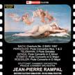 Jean-Pierre Rampal Flute Reissue – Urania (2 CDs)