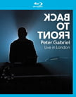 Back to Front: Live in London, Blu-ray (2014)