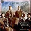 The Busch Quartet plays BRAHMS = String Quartet in C Minor; String Quartet in A Minor; String Quartet in B-flat Major; Piano Quartet No. 1 in G Minor – Rudolf Serkin, p./ Busch String Q. – Pristine Audio (2 CDs)