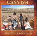 Crosby, Stills, Nash, & Young – CSNY 1974 – Live, Blu-ray+DVD (1974/2014)