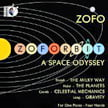 "* ""Zoforbit: A Space Odyssey"" = URMAS SISASK: The Milky Way; HOLST: The Planets; GEORGE CRUMB: Celestial Mechanics; DAVID LANG: Gravity – Zofo – Sono Luminus"
