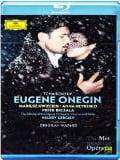 TCHAIKOVSKY: Eugene Onegin (complete opera), Blu-ray (2014)