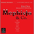 * Mephisto & Co. [TrackList follows] – Minnesota Orchestra/ Eiji Oue – Reference Recordings (double 45 rpm vinyl)