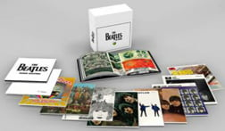 The Beatles – The Beatles in Mono LP Box Set – Parlophone/EMI/ Universal (14 LPs + extras)