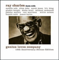 Ray Charles – Genius Loves Company [TrackList follows] – Concord /Hear Music (DVD+CD)