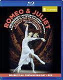 PROKOFIEFF: Romeo & Juliet ballet, Blu-ray (2014)