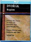 DVORAK: Requiem – Christian Libor, sop/Ewa Wolak, alto/ Daniel Kirch, tenor; Janusz Monarcha, bass/Warsaw Philharmonic Orch. & Choir/ Antoni Wit – Naxos audio-only Blu-ray