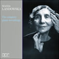 Wanda Landowska — The Complete Piano Recordings 1937-1958 = MOZART & HAYDN [TrackList follows] – APR (3 CDs)