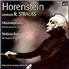 R. STRAUSS: Metamorphosen for 23 Solo Strings; Sinfonia Domestica – French National Radio Orch./ BBC Sym. Orch./ Jascha Horenstein – Pristine Audio