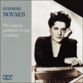 Guiomar Novaes: The Complete Published 78-rpm Recordings, 1919-1927; 1940-1947 [TrackList follows] – APR (2 CDs)