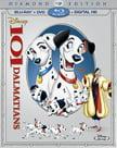 101 Dalmatians: Diamond Edition, Blu-ray (1961/2015)