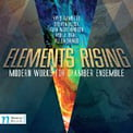 """""""Elements Rising"""" = YVES RAMETTE: Introduction et Allegro; STEVEN BLOCK: Fire Tiger; RAIN WORTHINGTON: Night Stream; Rhythm Modes; PAULA DIEHL: Gambit; ALLAN BRINGS: Duo for Violin and Cello – var. performers/Moravian Philharmonic Orch. Ch. Players/Petr Vronsky – Navona"""