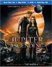 Jupiter Ascending, Blu-ray 3D (2015)