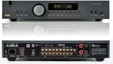Arcam FMJ A19 Integrated Amplifier ($999) & CDS27 SACD Player/ Network Streaming Player ($1,499)