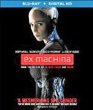 Ex Machina, Blu-ray (2014/15)