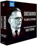 SHOSTAKOVICH: The Symphonies (Complete) – Royal Liverpool Philharmonic Orch./ Vasily Petrenko – Naxos