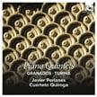 GRANADOS: Piano Quintet; TURINA: Piano Quintet; Calliope – Javier Perianes, p./ Cuarteto Quiroga – Harmonia mundi